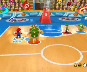 Mario Sports Mix Screenshots