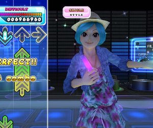 DanceDanceRevolution Wii Chat
