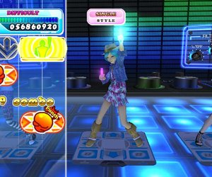 DanceDanceRevolution Wii Screenshots