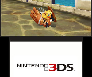 Chocobo Racing 3D Screenshots