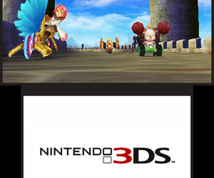 Chocobo Racing 3D Videos