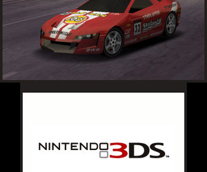 Ridge Racer 3D Files