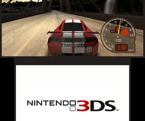 Ridge Racer 3D Screenshots
