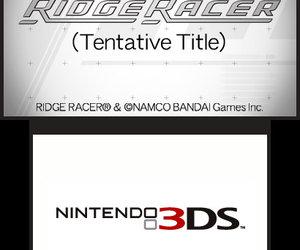 Ridge Racer 3D Chat