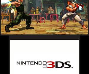 Super Street Fighter IV 3D Edition Screenshots