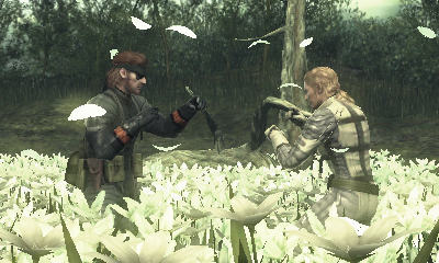 Metal Gear Solid Snake Eater 3D Videos