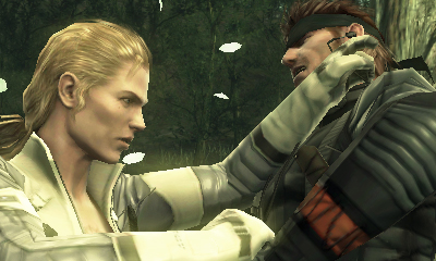 Metal Gear Solid Snake Eater 3D Files