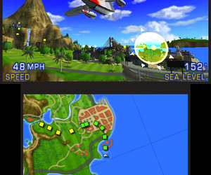 PilotWings Resort Screenshots