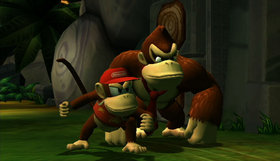 Donkey Kong Country Returns Screenshot from Shacknews