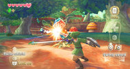 The Legend of Zelda: Skyward Sword due holiday 2011