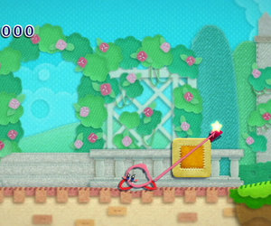 Kirby's Epic Yarn Files