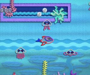 Kirby's Epic Yarn Screenshots