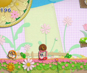Kirby's Epic Yarn Videos