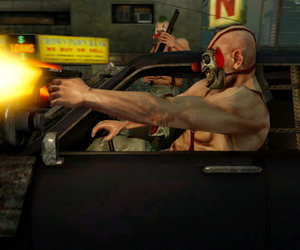 Twisted Metal Screenshots