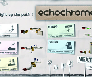 echochrome ii Chat