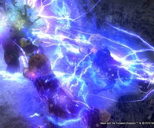 Majin and the Forsaken Kingdom Screenshots