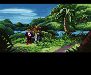 Monkey Island 2 Special Edition: LeChuck's Revenge Files