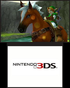 Legend of Zelda: Ocarina of Time 3D Screenshot from Shacknews