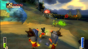 Disney Epic Mickey Screenshot from Shacknews