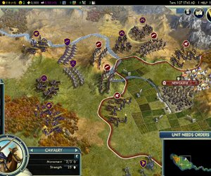 Sid Meier's Civilization V Screenshots