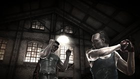 The Fight: Lights Out Screenshot from Shacknews