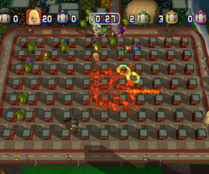 Bomberman Live Battlefest Screenshots