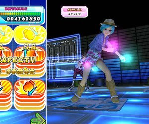Dance Dance Revolution Wii Chat