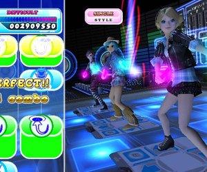 Dance Dance Revolution Wii Screenshots