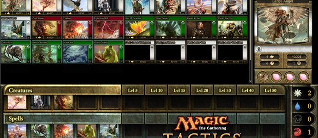 Magic: The Gathering - Tactics News