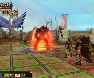 Magic: The Gathering - Tactics Screenshots
