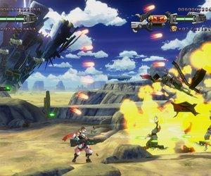 Hard Corps: Uprising Screenshots