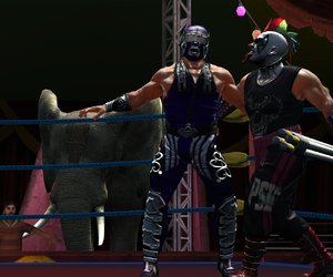 Lucha Libre AAA Heroes of the Ring Screenshots
