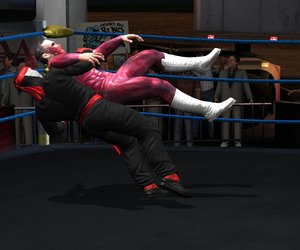 Lucha Libre AAA Heroes of the Ring Screenshots