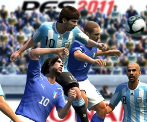 Pro Evolution Soccer 2011 Chat