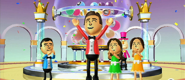 Wii Party News