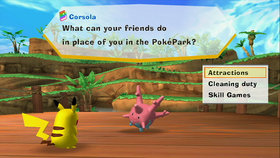 PokePark Wii: Pikachu's Adventure Screenshot from Shacknews