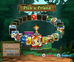PokePark Wii: Pikachu's Adventure Files