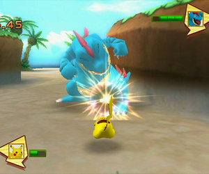 PokePark Wii: Pikachu's Adventure Chat