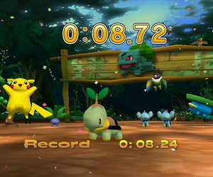 PokePark Wii: Pikachu's Adventure Chat