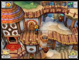 Golden Sun: Dark Dawn Screenshots