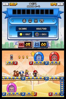 Mario vs. Donkey Kong: Miniland Mayhem Files