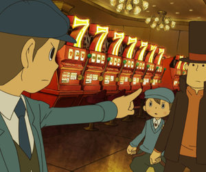 Professor Layton and the Unwound Future Videos
