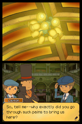 Professor Layton and the Unwound Future Files