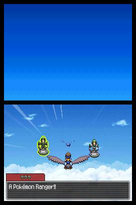 Pokemon Ranger: Guardian Signs Chat