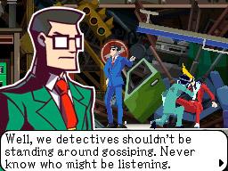 Ghost Trick: Phantom Detective Chat