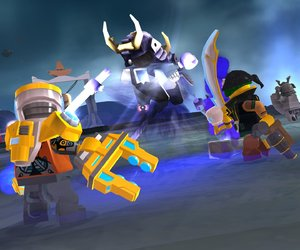 LEGO Universe Chat