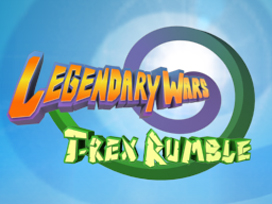 Legendary Wars: T-Rex Rumble Videos