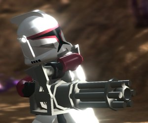 LEGO Star Wars III: The Clone Wars Screenshots