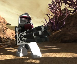 LEGO Star Wars III: The Clone Wars Files