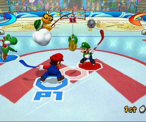 Mario Sports Mix Chat